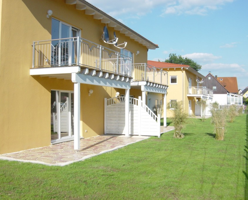Houses for rent with garden